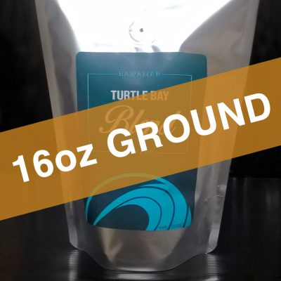 Turtle Bay Coffee 16oz Ground