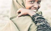 Woman in Kenya
