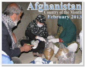Bagrami Mother's Empowered by Mushroom Cultivation
